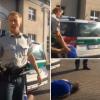 Jaunuolį keikęs ir sviedęs į tarnybinę mašiną pareigūnas sulaukė atpildo