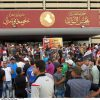 """Protestuotojai tebėra Bagdado """"žaliojoje zonoje"""", premjeras ragina nubausti"""