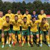 Lietuvos jaunių futbolo rinktinė neprilygo belgams