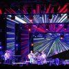 Atrakcionai užgožė žvaigždžių koncertą