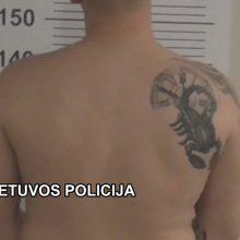 Heroino platinimas Klaipėdoje: baudžiamojon atsakomybėn patraukti šeši asmenys