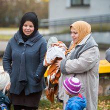 Lietuva priglaustiems pabėgėliams mokės papildomą išmoką
