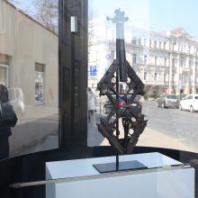 """Vilniaus gatvėse prasideda paroda """"Collecting hits"""""""