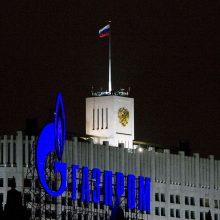 """""""Gazprom"""" padidino dujų gavybą ir eksportą"""