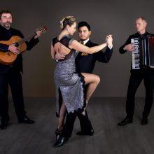 Šokio virtuozų pasirodymai – tiesiai iš tango tėvynės Argentinos