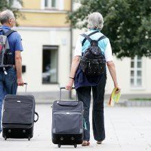"""Ieškoma steigiamos turizmo agentūros """"Keliauk Lietuvoje"""" vadovo"""