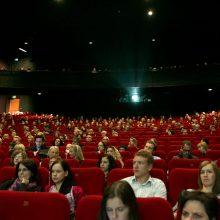 """Vilniuje, Rygoje ir Taline – """"Baltijos kino dienos"""""""