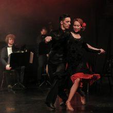 """Muzikinis spektaklis """"Ispaniškoji sarsuela"""""""