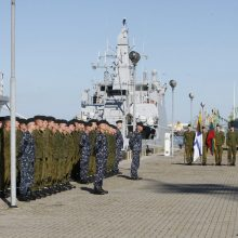 Klaipėdoje įsikurs pirmasis Baltijos šalyse karinių inovacijų centras