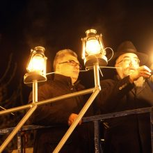 Ypatinga Klaipėdos žydų bendruomenės sukaktis