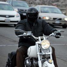 Prienuose sulaikytas smarkiai apgirtęs beteisis motociklo vairuotojas