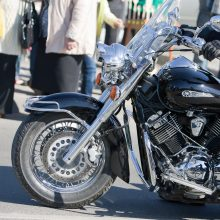 Per avariją Vilniuje žuvo motociklininkas