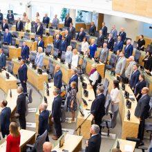 V. Pranckietis: Seimo narių skaičius turi būti mažinamas iki 121 nario
