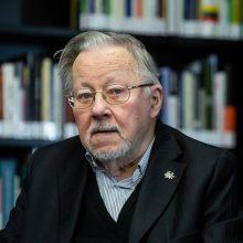 V. Landsbergis: tirdama Sausio 13-osios bylą Lietuvos teisėsauga nėra laisva