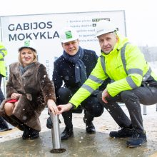 Vilniuje iškils nauja mokykla tūkstančiui moksleivių