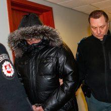 Korupcija įtariamas teisėjas V. Kažys: jokio nusikaltimo nesu padaręs