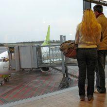 """Latvių """"airBaltic"""" iš Vilniaus skraidins į Dubliną"""