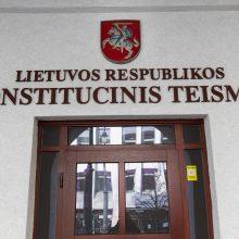 Minimas Konstitucinio Teismo 25-metis