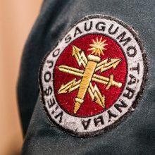 Už gėrimą darbe atleistas VST Vilniaus dalinio vadas S. Survila