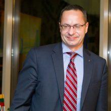 Ž. Pavilionis traukiasi iš pirminių konservatorių prezidento rinkimų