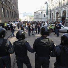 Lietuva suteikė prieglobstį dėl protestų Maskvoje teisiamam D. Bučenkovui