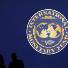 TVF apie grėsmes pasaulio ekonomikai