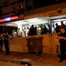 Marselyje per gaujų išpuolį nušauti du žmonės