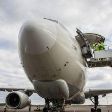 Gelbės vilniečius nuo lėktuvų triukšmo