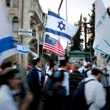 Konservatoriai ragina ir Lietuvos ambasadą perkelti į Jeruzalę