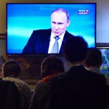 M. Martišius: ES lėšos kovai su dezinformacija – tik lašas jūroje