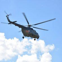 Portugalijoje nukritus greitosios pagalbos sraigtasparniui žuvo keturi žmonės