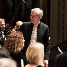 Valstybinis simfoninis orkestras atveria duris jaunimui