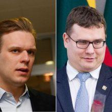 """Ragina L. Kasčiūną nutraukti ryšius su politikais iš """"Alternatyva Vokietijai"""""""
