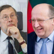 Konservatorių lyderiai tarp kandidatų į Europarlamentą – L. Mažylis ir A. Kubilius