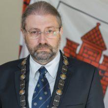 STT krėtė Panevėžio savivaldybę: sulaikytas meras ir jo patarėja