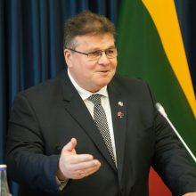 L. Linkevičius: Molotovas vis dar laukia savo Ribbentropo