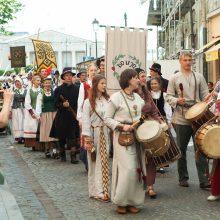Vilniuje garsiai skambės kankliai