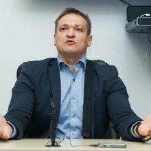 Pareigūnų profesinės sąjungos reikalauja E. Misiūno atsistatydinimo