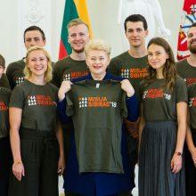 """Į Kazachstaną išvyksta septynioliktoji """"Misija Sibiras"""" ekspedicija"""