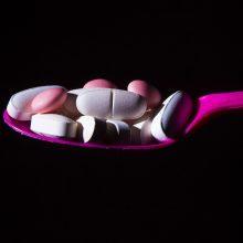Kokius vaistus dažniausiai vartoja lietuviai?