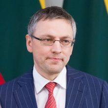 V. Bakas: neteisėta verslo įtaka politikai stabdo valstybės raidą