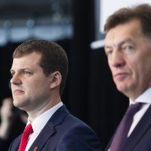 LSDP skyrybos: dalis Vilniaus skyriaus narių bėga į naują partiją