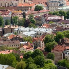 Vilnius pripažintas viena karščiausių Europos kelionių krypčių