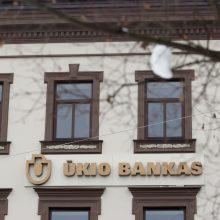 Ūkio banko turto pardavimo derlius šiemet – 3,4 milijono eurų