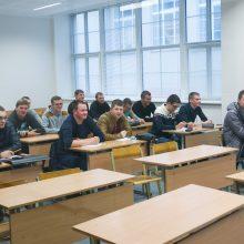 Susitarimo dėl minimalaus priėmimo balo laikėsi ne visos kolegijos