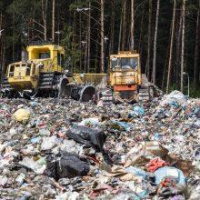 Sąskaitose už atliekų surinkimą gali atsirasti nauja eilutė