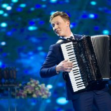 Valstybės dieną vainikavo M. Levickio koncertas