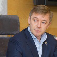 G. Landsbergis siūlo keisti Seimo komisijos LRT veiklai ištirti pirmininką