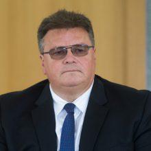 L. Linkevičius: JAV žydai prašo perkelti Lietuvos ambasadą Izraelyje į Jeruzalę