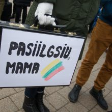 Lietuva jau turi planą, kaip mažinti emigraciją ir didinti gimstamumą